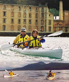 Blackaby's Sea Kayaks and Tours - Accommodation Great Ocean Road