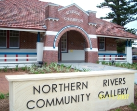 Northern Rivers Community Gallery - Accommodation Great Ocean Road