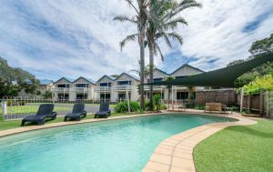 Boathouse Resort Studios and Suites - Accommodation Great Ocean Road